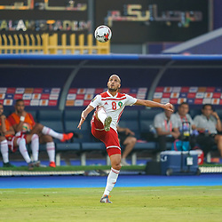 Karim El Ahmadi Aroussi of Morocco during the African Cup of Nations match between South Africa and Morocco on July 1st, 2019. Photo : Ulrik Pedersen / Icon Sport