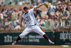 Kentucky vs. Texas A&M in an NCAA college baseball game, Saturday, March 18, 2017, in College Station, Texas.