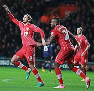 Southampton v Arsenal 010113