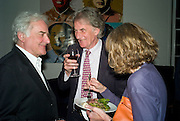 RICHARD EYRE, SIR PAUL AND LADY SMITH, These Foolish Things, charity evening hosted by Sir Richard and Lady Rogers. Chelsea. London. 7 May 2008.  *** Local Caption *** -DO NOT ARCHIVE-© Copyright Photograph by Dafydd Jones. 248 Clapham Rd. London SW9 0PZ. Tel 0207 820 0771. www.dafjones.com.
