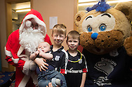 - Junior Dees Christmas party in the Legends Lounge at Dens Park  Photo: David Young<br /> <br />  - &copy; David Young - www.davidyoungphoto.co.uk - email: davidyoungphoto@gmail.com