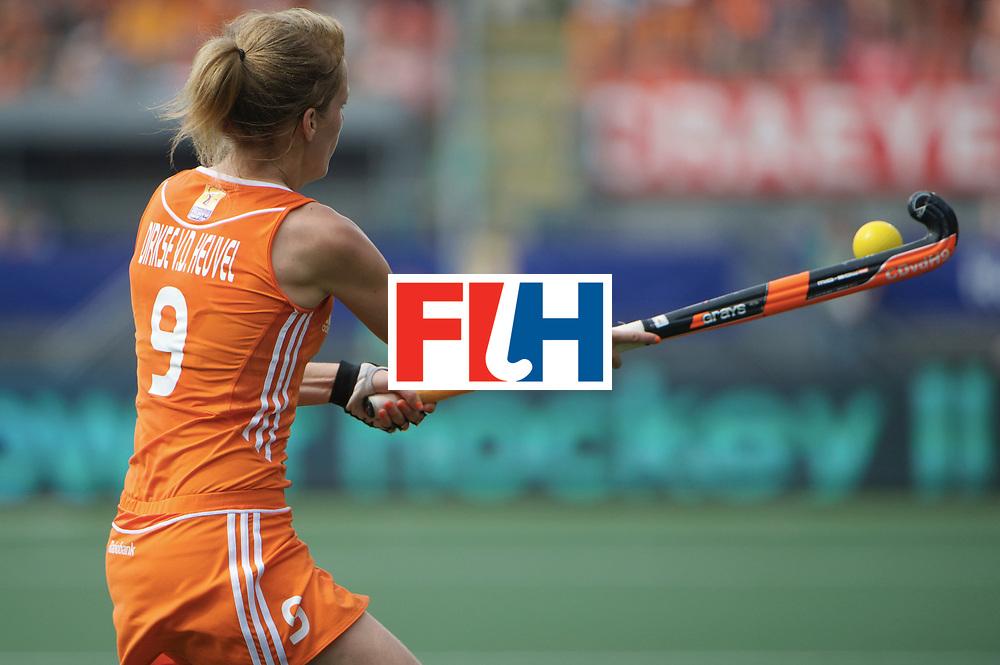 DEN HAAG - Rabobank Hockey World Cup<br /> 26 Netherlands - Korea<br /> Foto: Carlien Dirkse van den Heuvel.<br /> COPYRIGHT FRANK UIJLENBROEK FFU PRESS AGENCY