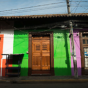 Streets of Granada / Granada, Nicaragua