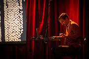 LE MONDE SANS, La Sala Rossa, Dimanche 19 octobre 2014, Le Monde sans nous: Marie Brassard, Jonathan Parant, Alexandre St-Onge