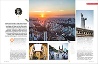 A travel piece on Ho Chi Minh City.