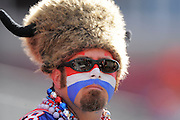 A Buffalo Bills during the Tampa Bay Buccaneers 27-6 win over the Bills at Raymond James Stadium on Dec. 8, 2013   in Tampa, Florida.        ©2013 Scott A. Miller