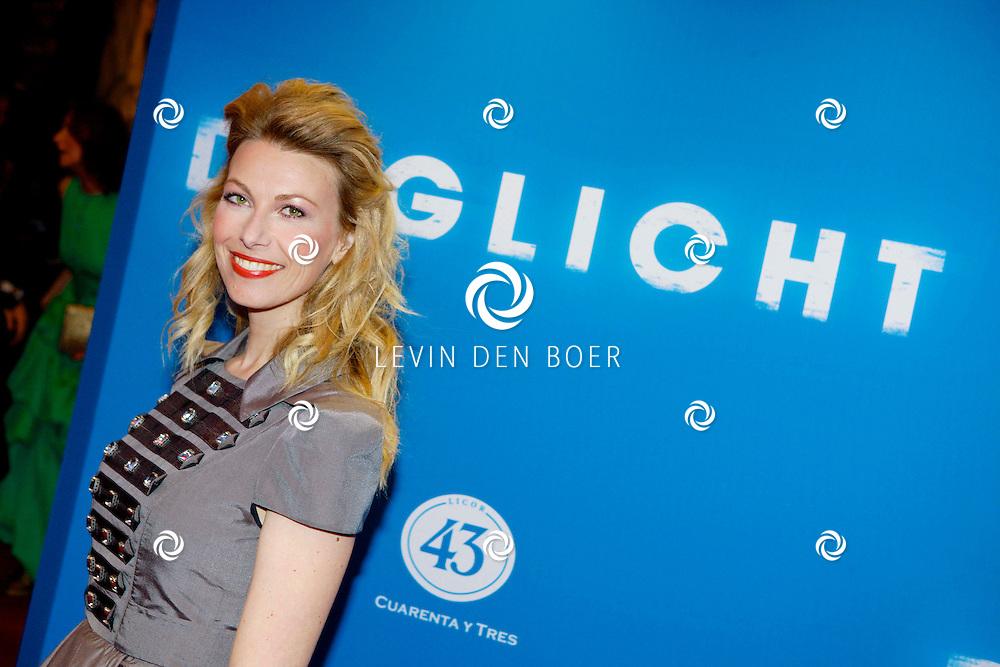 AMSTERDAM - In het Tuschinski Theater is de Nederlandse Triller 'Daglicht' in Premiere gegaan. Met op de foto  Susan Smit. FOTO LEVIN DEN BOER - PERSFOTO.NU