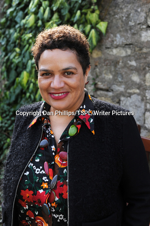 Jackie Kay at Stanza, St Andrews Poetry Festival. Taken 17th March 2012<br /> <br /> Picture by Dan Phillips/TSPL/Writer Pictures<br /> <br /> WORLD RIGHTS