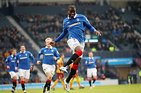 Football - CIS Cup Semi-Final - Rangers vs. Motherwell<br /> <br /> Maurice Edu goal celebration during the Rangers vs. Motherwell CIS Cup Semi Final at Hampden Park.