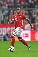 Fotball<br /> Tyskland<br /> Foto: Witters/Digitalsport<br /> NORWAY ONLY<br /> <br /> Jerome Boateng (Bayern)<br /> Muenchen, 17.09.2016, Fussball Bundesliga, FC Bayern Muenchen - FC Ingolstadt 04 3:1