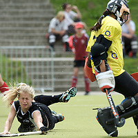 MONCHENGLADBACH - Junior World Cup<br /> Pool C: New Zealand - India<br /> photo: <br /> COPYRIGHT FRANK UIJLENBROEK FFU PRESS AGENCY
