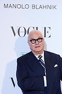 112817 Vogue celebrates a gala dinner for Manolo Blahnik exhibition