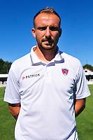 Ludovic Genest - 07.08.2015 - Evian Thonon / Clermont - 2eme journee de Ligue 2<br /> Photo : Philippe Lebrech / Icon Sport