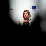 20160615 - Brussels , Belgium - 2016 June 15th - European Development Days - Opening Ceremony - Federica Mogherini - High Representative of the European Union for Foreign Affairs and Security Policy and Vice-President of the European Commission © European Union
