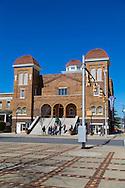 The 16th Street Baptist Church in Birmingham, Alabama