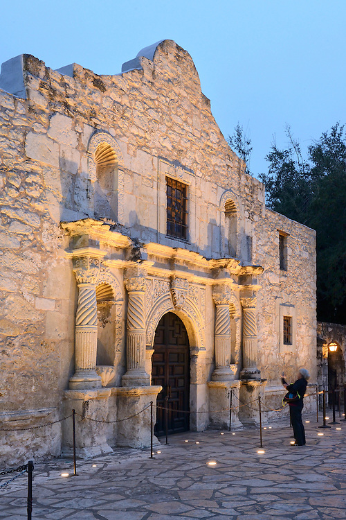 The Alamo,San Antonio,San Antonio, Texas,USA