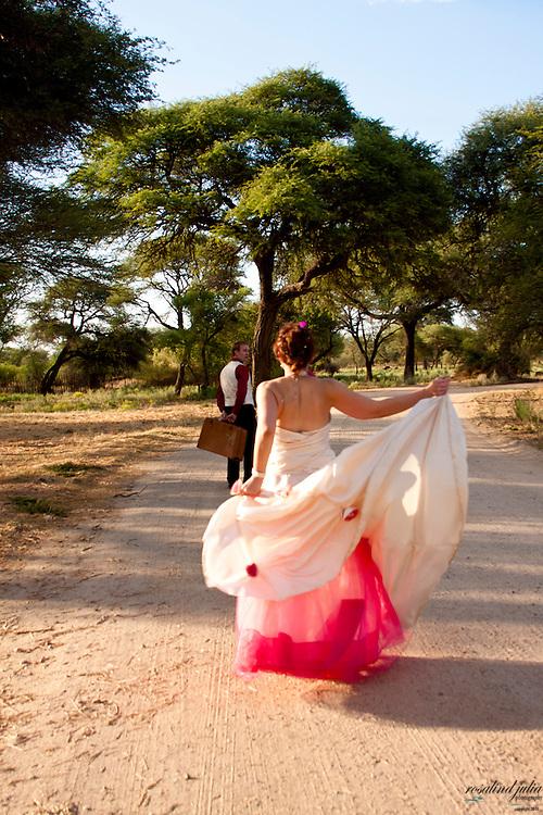 Wedding and couples photographer in Windhoek