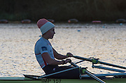 Caversham, Reading, Great Britain,    GBR W1X Mel WILSON,  GBRowing Training Session, at the National Training Base, Berkshire, England.<br /> <br />  Wednesday  09/12/2015<br /> <br /> [Mandatory Credit; Peter Spurrier/Intersport-images]
