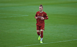 KIRKBY, ENGLAND - Saturday, August 10, 2019: Liverpool's Harvey Elliot during the Under-23 FA Premier League 2 Division 1 match between Liverpool FC and Tottenham Hotspur FC at the Academy. (Pic by David Rawcliffe/Propaganda)