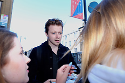 Edinburgh International Film Festival 2019<br /> <br /> In Person - Jack Lowden<br /> <br /> Pictured: Actor Jack Lowden arrives for his talk this evening<br /> <br /> Alex Todd | Edinburgh Elite media