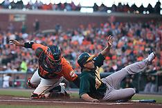 20100611 - Oakland Athletics at San Francisco Giants (Major League Baseball)