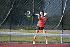 Maisie Markowitz Tennis Action Sept 19, 2017