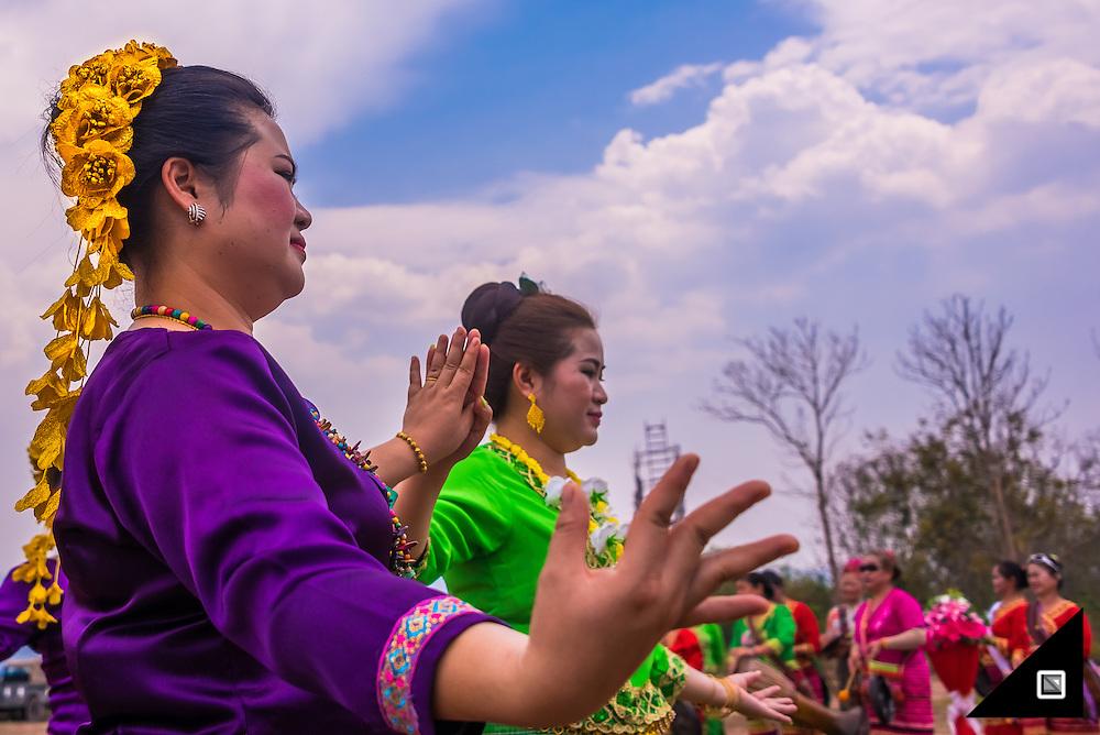 Laos - Muang Sing - Boun Bang Fai