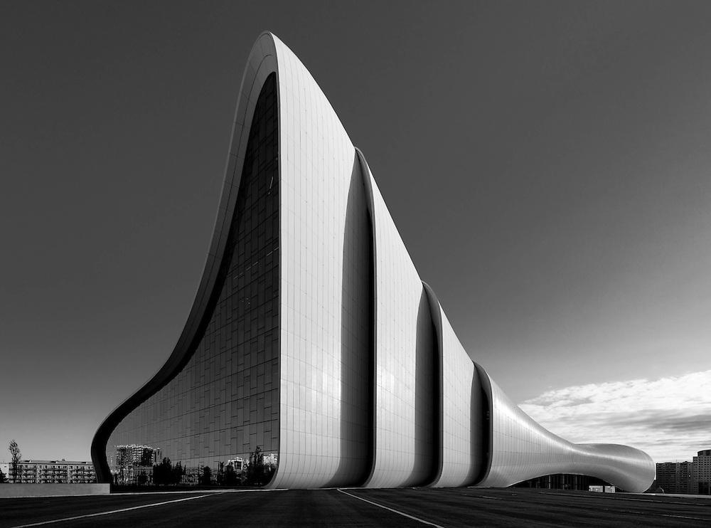 Architects > Zaha Hadid, London