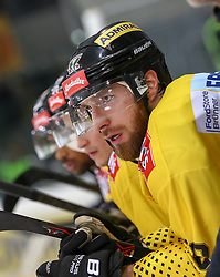 17.03.2019, Albert Schultz Halle, Wien, AUT, EBEL, Vienna Capitals vs HC Orli Znojmo, Viertelfinale, 3. Spiel, im Bild Andreas Noedl (Vienna Capitals) // during the Erste Bank Icehockey 3rd quarterfinal match between Vienna Capitals and HC Orli Znojmo at the Albert Schultz Halle in Wien, Austria on 2019/03/17. EXPA Pictures © 2019, PhotoCredit: EXPA/ Alexander Forst