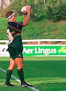 Zurich Premiership,  LONDON IRISH V LEICESTER,17-11-2001. Action from the London Irish vs Leicester Tiger Game played at the Stoop Ground Twickenham. [Mandatory Credit: Peter Spurrier; Intersport Images.com]