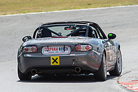 #19 Liz WALTON Mazda MX-5 Mk3  during BRSCC Mazda MX-5 Super Series  as part of the BRSCC NW Mazda Race Day  at Oulton Park, Little Budworth, Cheshire, United Kingdom. June 16 2018. World Copyright Peter Taylor/PSP. Copy of publication required for printed pictures. http://archive.petertaylor-photographic.co.uk