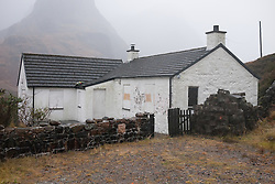 Jimmy Savile's cottage, Allt-na-Reigh, in Glen Coe