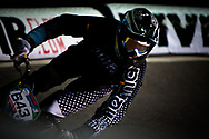 #643 (ALCOJOR RAMOS Gustavo) ESP at the UCI BMX Supercross World Cup in Manchester, UK