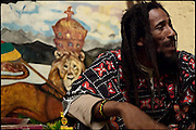 """Teddie Dane, singer and artist, of faith Rasta, resides in between Ethiopia and Uk. He is considered an emergent figure of the jamaican community in .Shashemene, the village about 300 km from Addis Ababa, which houses 300 families come from Jamaica, around the '70s. Shashemene, south Ethiopia, on saturday, March 22 2008.....""""Shashamene or Shashemene (ethiopian name), located in the Oromia Region of Ethiopia, is """"the place"""", the ancestral homeland. For the whole Rastafarians repatriation to Africa or to Zion or to the Promise Land is the first goal. Rastas assert that """"Mount Zion"""" is a place promised by Jah and they  claim themselves to represent the real Children of Israel in modern times. During the last years of the 40's, Emperor Haile Selassie I, considerated from that movement incarnation of God, donated 500 acres of his private land to members and other settlers from Jamaica including other parts of the Caribbean..The Rastafarian settlement in Shashamane was recently reported to exceed two hundred families. In January 2007 it organized an exhibition and a bazaar in the city. It was also reported recently prior to the Ethiopian Millennium that various pro-Ethiopian World Federation groups, consisting of indigenious Ethiopians and Rastafarians, have given support to one of many five year plans proposed for sustainable development of Shashamene, Ethiopia."""""""