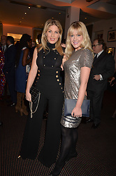 Left to right, Hofit Golan and Camilla Kerslake at the Debrett's 500 Party recognising Britain's 500 most influential people, held at BAFTA, 195 Piccadilly, London England. 23 January 2017.<br /> No UK magazines - contact www.silverhubmedia.com