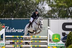 Lambrecht Nicolas, BEL, Gino van de Vrunte<br /> Belgisch Kampioenschap Jeugd Azelhof - Lier 2020<br /> © Hippo Foto - Dirk Caremans<br /> 02/08/2020