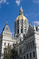 Conecnticut State Capitol, Hartford, CT