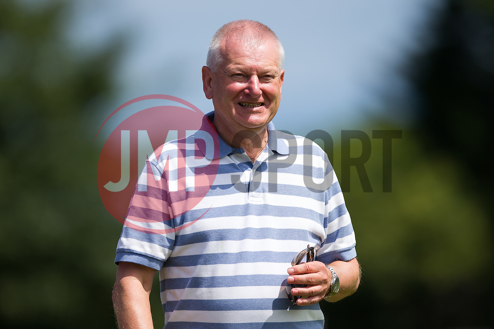 Bristol City owner and Guernsey resident Steve Lansdown attends the game - Rogan/JMP - 08/07/2017 - Footes Lane - Guernsey - Guernsey FC v Bristol City - Pre-season Friendly.
