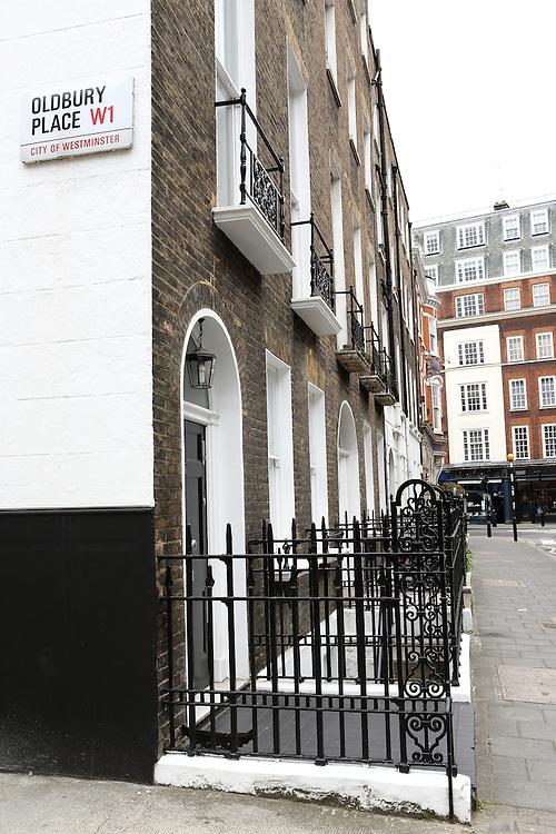 Nottingham Street, London W1