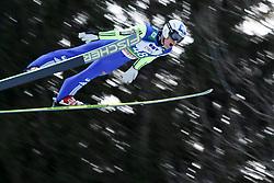 12.01.2014, Kulm, Bad Mitterndorf, AUT, FIS Ski Flug Weltcup, Erster Durchgang, im Bild Jan Matura (CZE) // Jan Matura (CZE) during the first round of FIS Ski Flying World Cup at the Kulm, Bad Mitterndorf, .Austria on 2014/01/12, EXPA Pictures © 2013, PhotoCredit: EXPA/ Erwin Scheriau