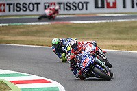 Maverick ViÒales of Spain  and Movistar Yamaha MotoGP during the MotoGP Italy Grand Prix 2017 at Autodromo del Mugello, Florence, Italy on 4th June 2017. Photo by Danilo D'Auria.<br /> <br /> Danilo D'Auria/UK Sports Pics Ltd/Alterphotos