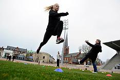 20120418 Atletiktræning ungdom
