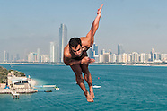 2016 High Diving Abu Dhabi 3rd FINA World Cup