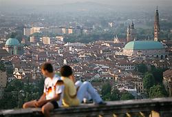 Vicenza - Veduta di Monte Berico