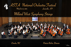 Millard West Symphony Strings