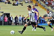 Udine, 18 Settembre 2011.Campionato di calcio Serie A 2011/2012  3^ giornata..Udinese vs Fiorentina. Stadio Friuli..Nella Foto: Antonio Di Natale Goal su rigore..© foto di Simone Ferraro