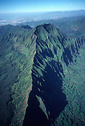 Ko'olau Mountains, Oahu, Hawaii<br />