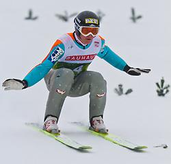 02.01.2011, Bergisel, Innsbruck, AUT, Vierschanzentournee, Innsbruck, im Bild Strolz Andreas (AUT), during the 59th Four Hills Tournament in Innsbruck, EXPA Pictures © 2011, PhotoCredit: EXPA/ P. Rinderer