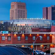 Sprint Center Arena, Downtown Kansas City, Missouri