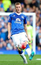 Everton's James McCarthy  - Mandatory byline: Matt McNulty/JMP - 07966386802 - 12/09/2015 - FOOTBALL - Goodison Park -Everton,England - Everton v Chelsea - Barclays Premier League